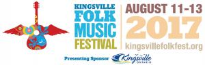 Kingsville Folk Music Festival