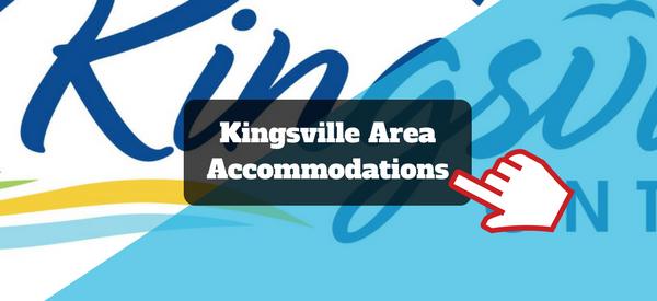 Kingsville Area Accommodations